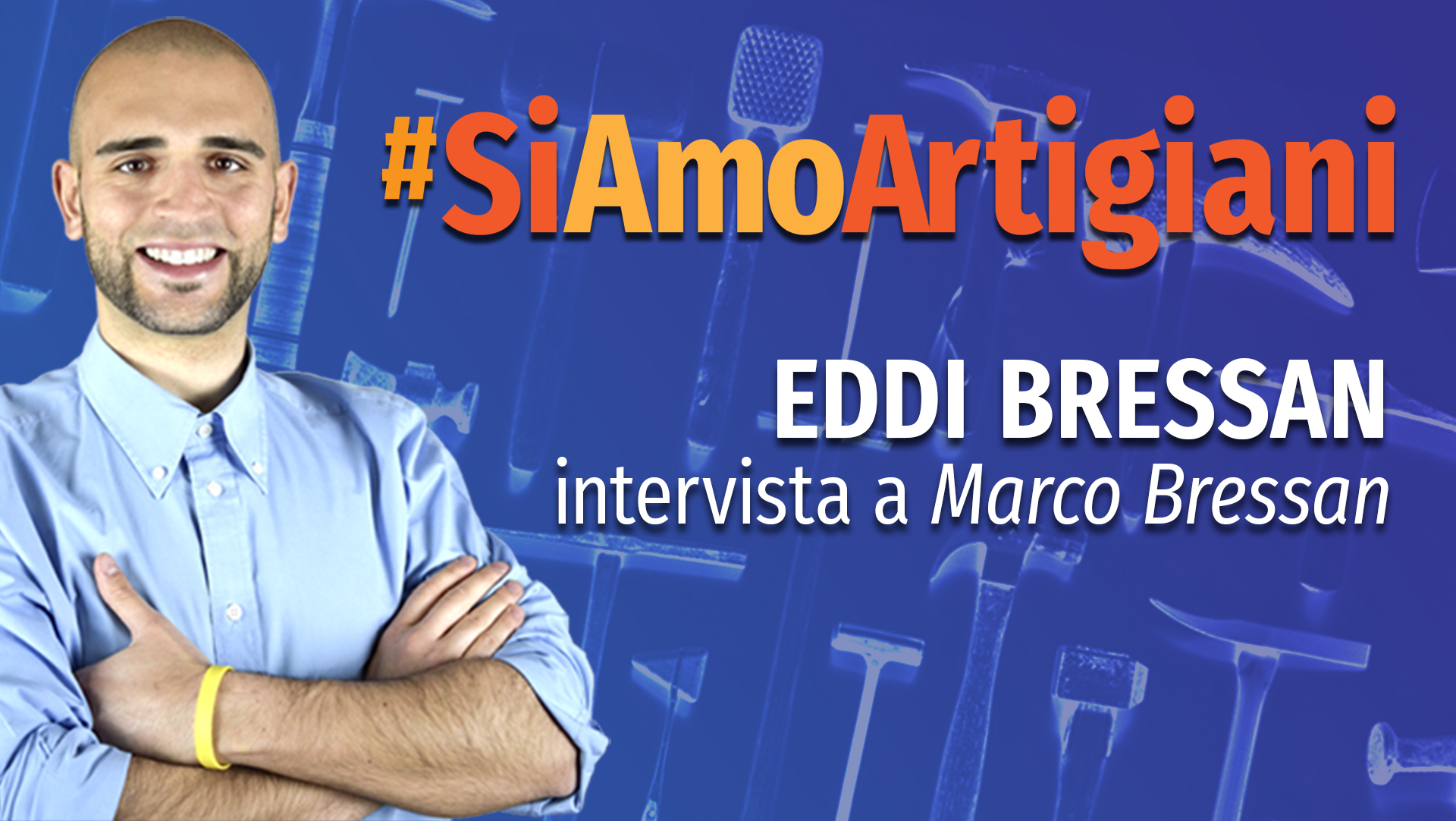 #siamoartigiani-intervista-a-marco-bressan-(Eddi-Bressani)