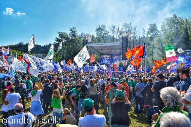 Il popolo della Lega Nord