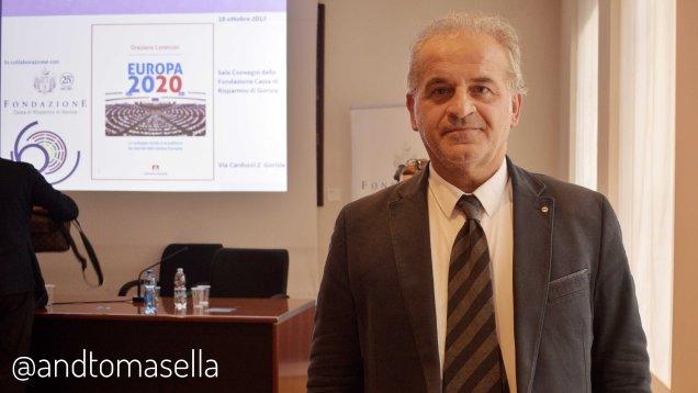 graziano lorenzon autore libro europa 2020 intervista