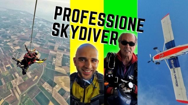 buno bellingardo skydive venice san stino livenza intervista skydiver professione