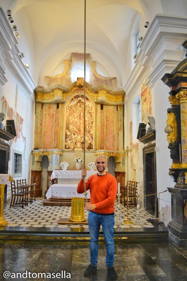 Chiesa di S. Maria Assunta (sloveno: Cerkev Marijinega vnebovzetja)