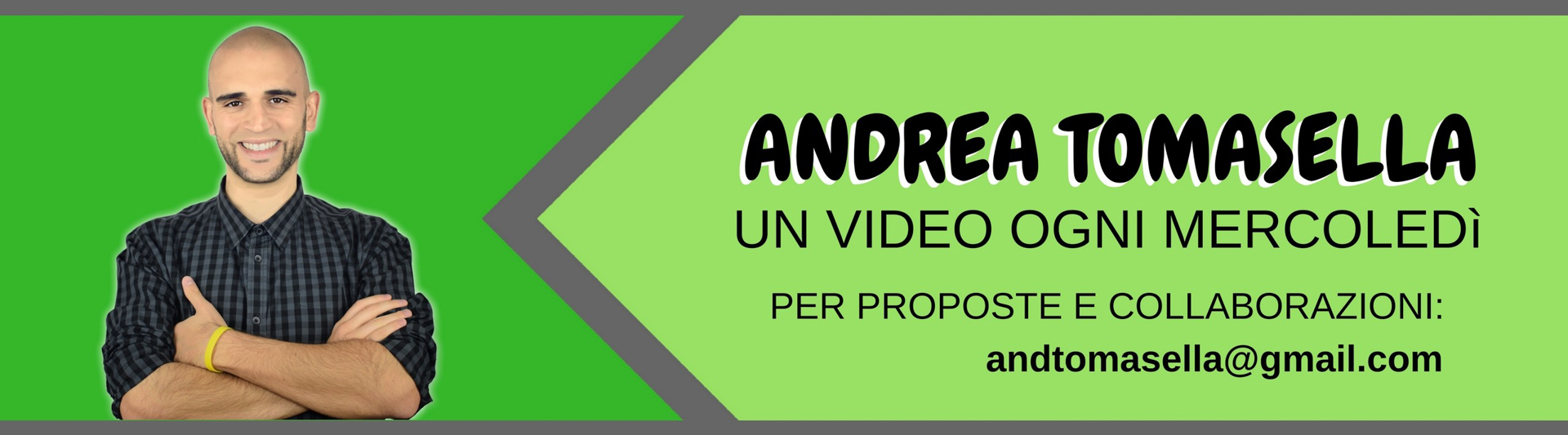 grafica canale youtube