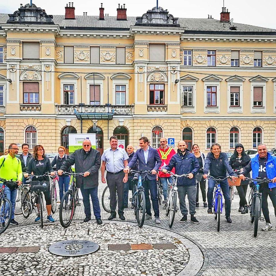 biciclettata transfrontaliera gorizia nova gorica 2025