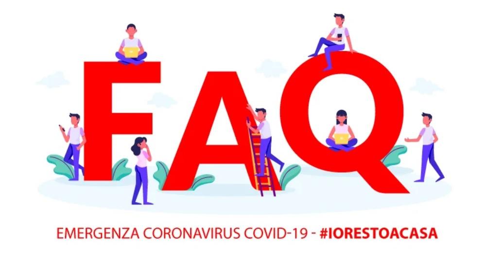 faq coronavirus covid 19 protezione civili domande e risposte
