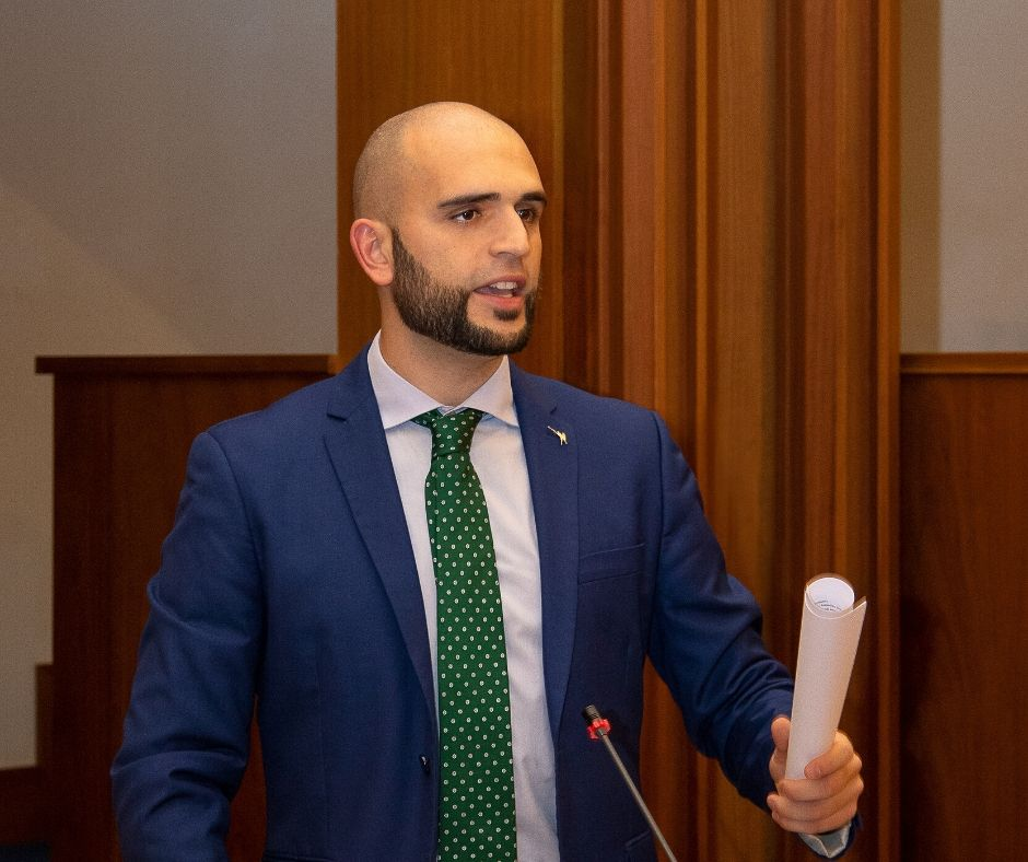 tomasella andrea consigliere comunale gorizia