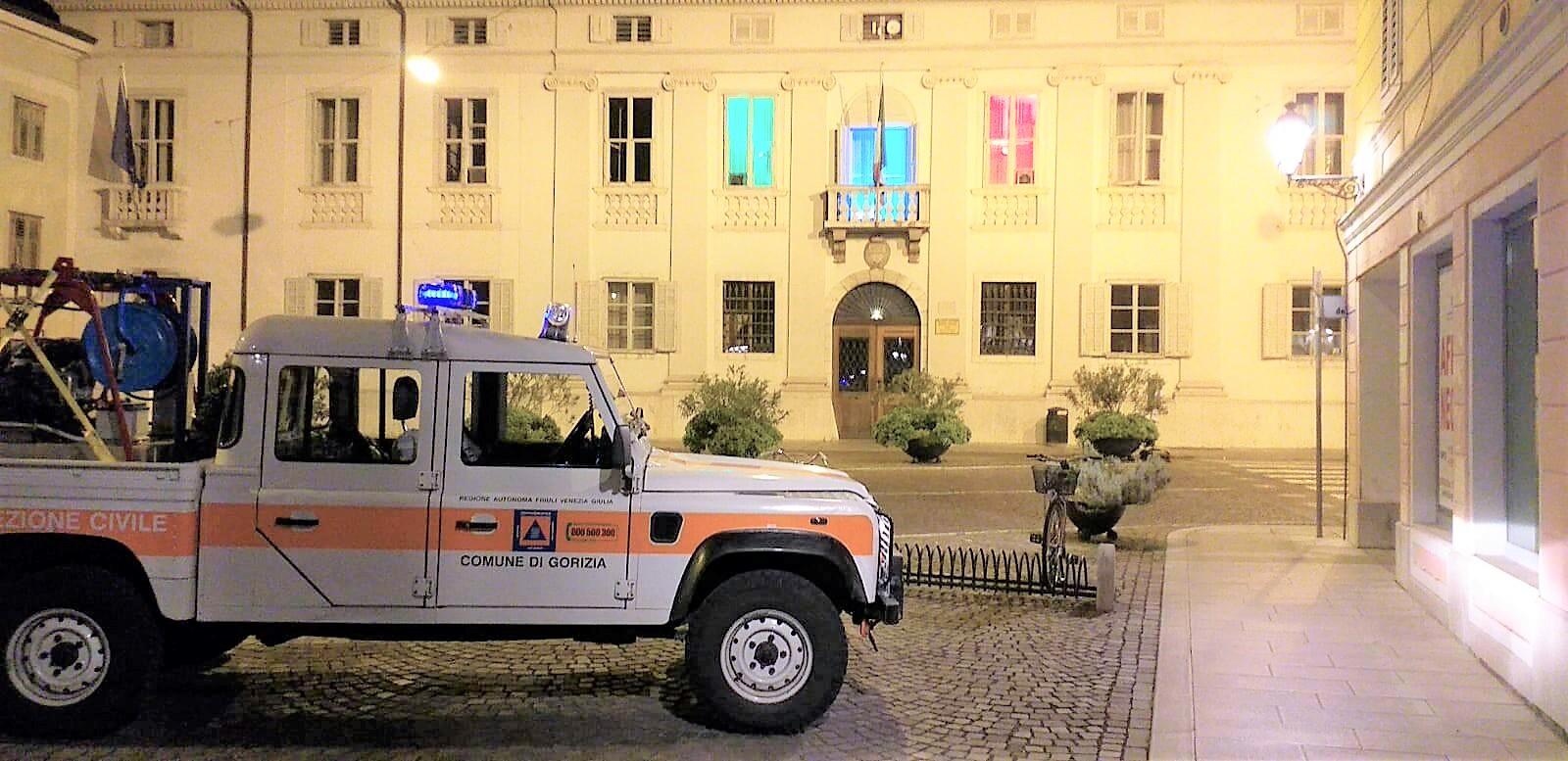 protezione civile gorizia